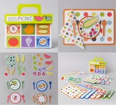 DwellStudio Playtime Party Picnic Set