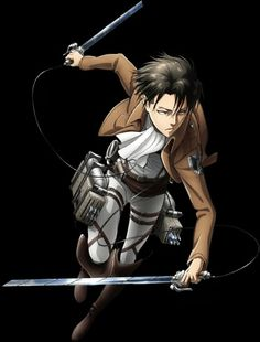 I cant stop myself When I saw This Guy ...sorry İf I Pinned so much Levi ;-;