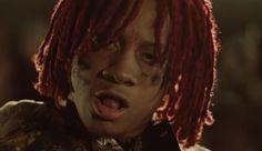 SPATE TV- Hip Hop Videos Blog for News, Interviews and more: Trippie Redd - Dark Knight Dummo ft. Travis Scott