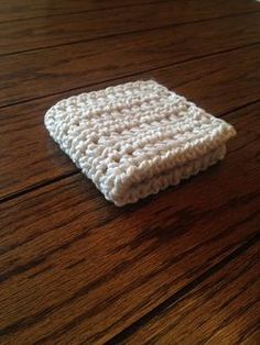 ATTENTION: I have updated this cloth with some new instructions and photos. Please hop on over to my blog page to view the new version or visit by clicking HERE These dishcloths are hands down, the...