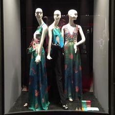 "Donne Vincenti su Instagram: ""Feste ""molto esclusive"" in vista? #party #wedding #dress #chic #fashion #windowshopping #nowinstore #madeinitaly #SpringSummer2016 #donnevincenti #cool #piccionepiccione #dkny #mm6maisonmartinmargiela #michaelkors #stylehasnotime"""
