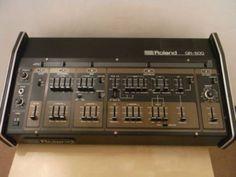 Roland GR 500 - Analog Synthesizer - Guitar Synth in Innenstadt - Köln Altstadt | Musikinstrumente und Zubehör gebraucht kaufen | eBay Kleinanzeigen