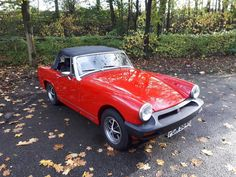 eBay: ** 1977 MG Midget 1500 Heritage Shell With Only 80 miles ** #classicmg #mg #mgoc