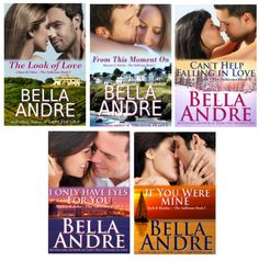 The Sullivans van Bella Andre. HOT! Must read !!!! Love love her books n Sullivan series !!!