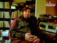 Image result for chino moreno in the studio