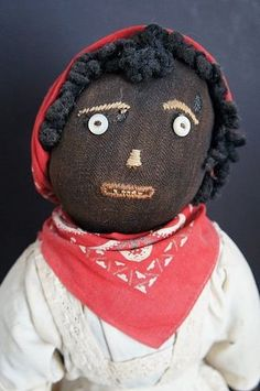Pat Hatch Antiques country and Shaker and early cloth dolls. online catalog