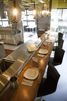 kitchen cru :: shared use community kitchen and culinary incubator - such a cool Portland idea and space!