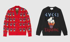 "GUCCI and Alessandro Michele continue to surprise us. For Spring 2017 the Italian luxury brand has now released a full ""Donald Duck"" capsule. The collaboration with Disney comes shortly after having teamed up with Peanuts in the previous seasons and adds yet another fun and eye-catching layer to the GUCCI universe. The collection includes t-shirts, …"