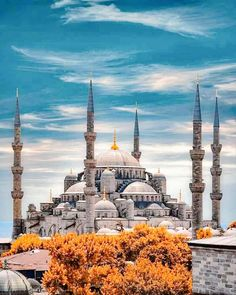 Mosque Architecture, Religious Architecture, Architecture Design, Beautiful Mosques, Beautiful Buildings, Beautiful Places, Beautiful Pictures, Midwest Vacations, Dream Vacations