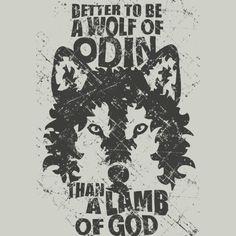 ... Wolf of Odin ...