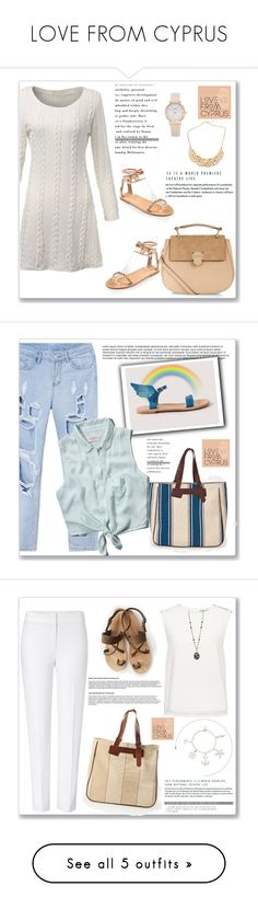 """""""LOVE FROM CYPRUS"""" by amra-mak ❤ liked on Polyvore featuring Accessorize, lovefromcyprus, Abercrombie & Fitch, ESCADA, Finders Keepers, Olympia, Liz Claiborne, Ally Fashion, Sophie Hulme and Topshop"""