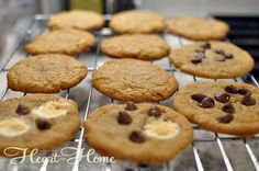 Three Ingredient Peanut Butter Cookie~Gluten Free Naturally! - All Things Heart and Home