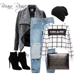 """You and Me"" by bri-regine on Polyvore"