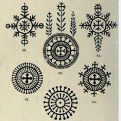 ... tattoos croatian tattoos croatian traditional tattoo slavic tattoo