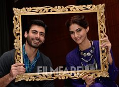 Sonam and Fawad - The cutest couple in B-town?