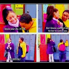 I miss that's so raven! Haha I would totes do this