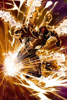 Flash Fastest Man Alive Cv1