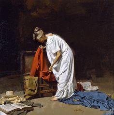 Por Amor al Arte: El maestro de realismo clásico William Whitaker.
