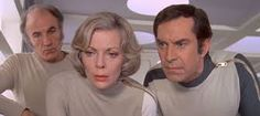"Martin Landau and Barbara Bain -  ""Space 1999"" (TV 1975-1977)"