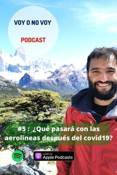 Es una pregunta que muchos viajeros nos hacemos. Será muy distinto, habrán ofertas o tendremos precios más caros. Todo eso lo explico en una nueva emisión de «Voy o No Voy Podcast» junto a Evandro Tapia.  #podcast #viajes