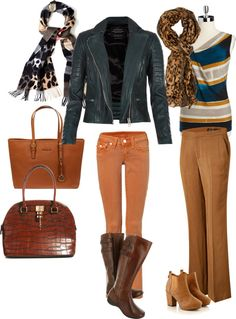 These pieces are perfect for a Fall collections! Click through to see more ideas... Jo-Lynne Shane