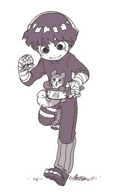 Rock Lee #Naruto