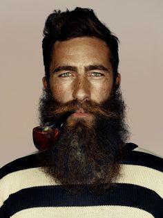 Damn. That's a great beard.