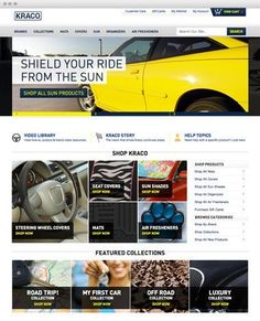 #ecommerce #magento #Kraco  http://www.guidance.com/work/kraco