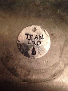 Percy Jackson Inspired Team Leo Necklace by DauntlessTrader Percy Jackson Merchandise, Percy Jackson Memes, Percy Jackson Fandom, Percy Jackson Jewelry, The Lost Hero, Fandom Jewelry, Team Leo, Book Jewelry, Heroes Of Olympus