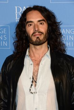 Russell Brand | An Official Ranking Of The 51 Hottest Bearded Men In Hollywood