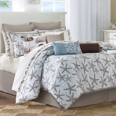 Harbor House Island Grove Comforter Set, 100% Cotton