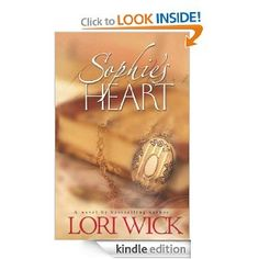 Sophie's Heart by Lori Wick - One of my top 5 favorite books ever. I was in need of some comfort reading.
