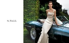 San Patrick Spring 2012 Ad Campaign + My Dress Of The Week - Belle The Magazine