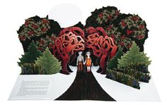 Hansel and Gretel pop-up book