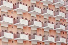 Las fachadas que hibernan