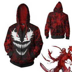 Marvel Deadpool 3D Hoodie Kapuzenpullover Sweatshirt Pullover Sweatjacke Tops