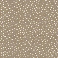 The Henley Studio - Scandi Christmas - Star in Taupe