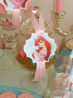Princess Ariel Royal Birthday Party