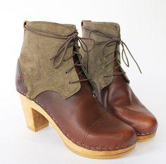 Phoebe 2-tone boot Bryr