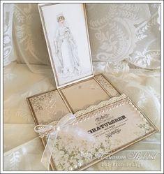 Mariannes papirverden.: Bryllup - Pion Design