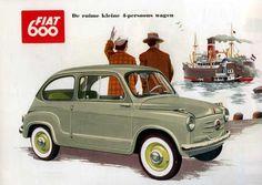 Fiat 600 El Fitito.