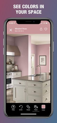 ‎Project Color™ The Home Depot on the App Store Home Depot Paint Colors, Bathroom Paint Colors, Behr, Coordinating Paint Colors, Home Depot Store, Coloring Apps, Home Remodeling Diy, Vinyl Siding, Exterior Paint