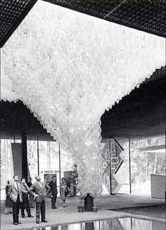 Carlo Scarpa for the Veneto region pavilion at the Expo Italia Fair in Turin in 1961