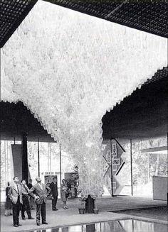 Carlo Scarpa for the Veneto region pavilion at the Expo Italia Fair in Turin in 1961