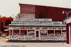 VIRGINIA DINER DIRECTORY - Good Food Diner - Front Royal, VA