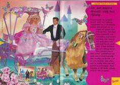 Afbeeldingsresultaat voor barbie lopend paard