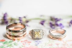 Blog | Raleigh and NYC Wedding Photographer, Mikkel Paige Photography #vintagerings #vintagebands #stunningweddingrings #mikkelpaigephotography