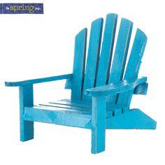 Blue Wood Beach Chair Decor Outdoor Chairs, Outdoor Furniture, Outdoor Decor, Decor Pillows, Blue Wood, Beach Chairs, Guest Bath, Hobby Lobby, Bedroom