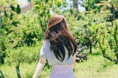 핑크에이지ㅣ박슬, 긴머리 스타일링 : 네이버 블로그