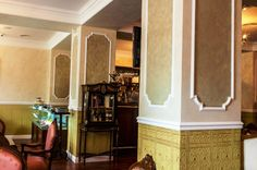 DECORATIUNI INTERIOARE (147/169) Oversized Mirror, Wallpaper, Interior, Furniture, Design, Home Decor, Art Deco, Decoration Home, Indoor
